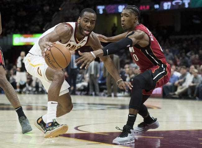 NBA | Cleveland Cavaliers at Miami Heat