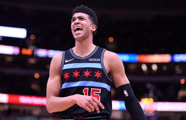 NBA | Chicago Bulls at L.A. Clippers