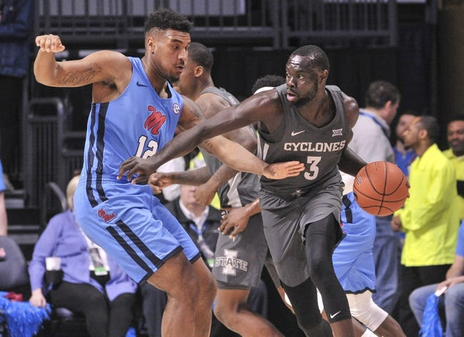NCAA BB | Texas at Iowa State