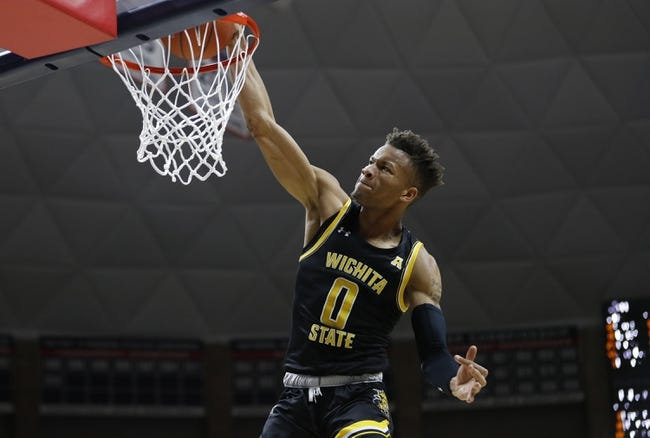 NCAA BB | Connecticut at Wichita State