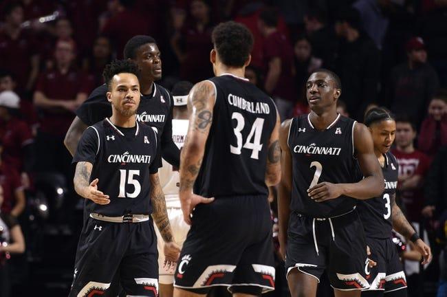 NCAA BB   SMU at Cincinnati