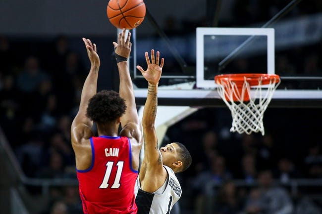 NCAA BB | Providence at DePaul