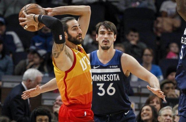 NBA | Minnesota Timberwolves at Utah Jazz