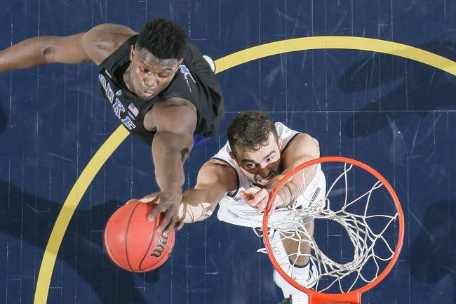 NCAA BB | St. John's at Duke