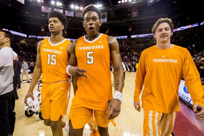 NCAA BB | South Carolina at Tennessee