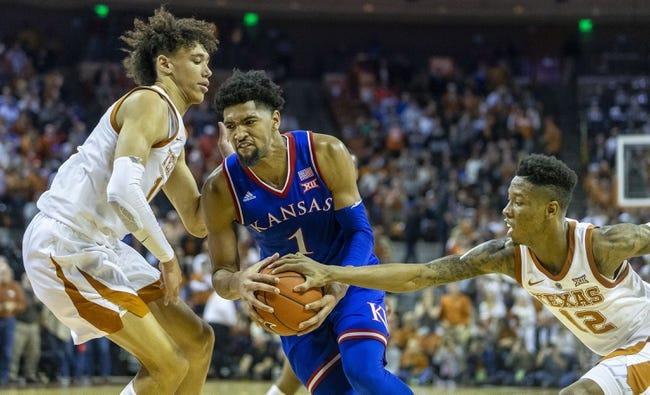 NCAA BB | Texas Tech at Kansas