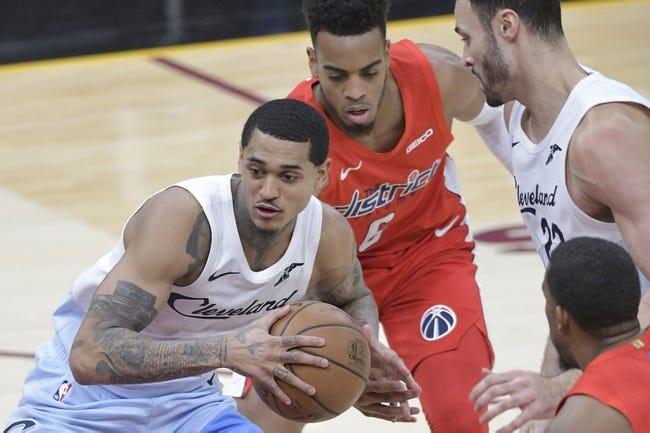 NBA   Cleveland Cavaliers at Washington Wizards