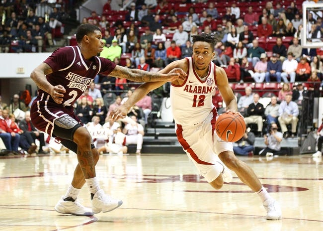 NCAA BB | Alabama at Mississippi State