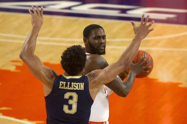 NCAA BB | Clemson at Pittsburgh
