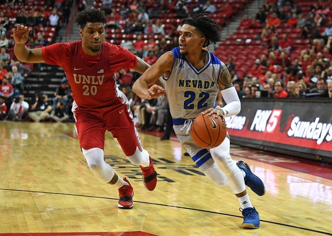 NCAA BB | UNLV at Nevada