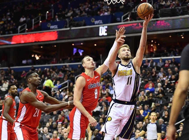 NBA | Indiana Pacers at Washington Wizards