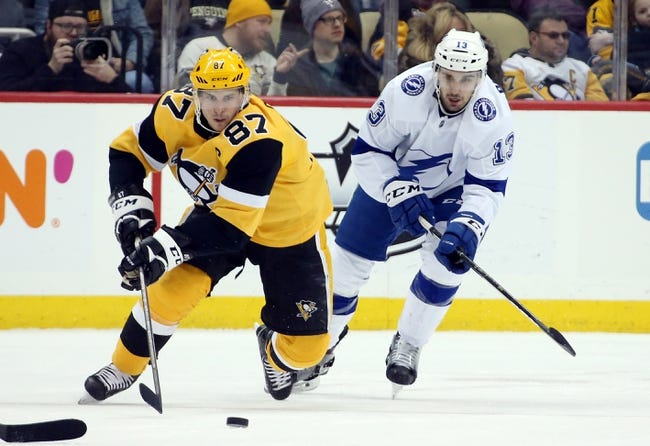 NHL | Pittsburgh Penguins at Tampa Bay Lightning
