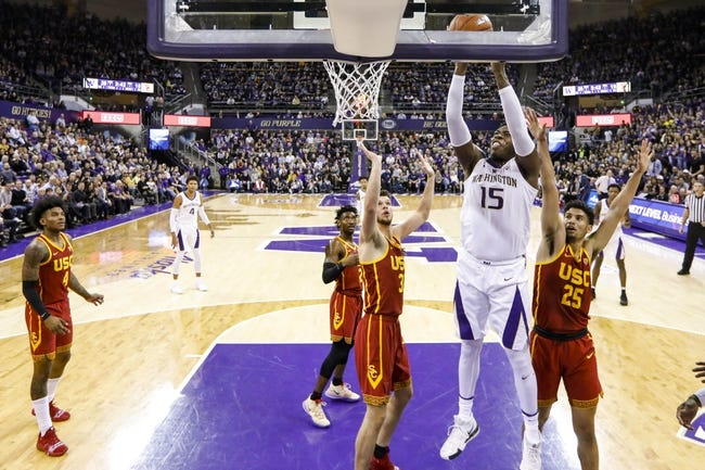 NCAA BB | Washington at USC