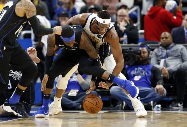 NBA | Orlando Magic at Indiana Pacers
