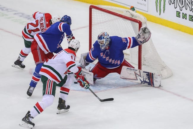 NHL | New Jersey Devils at New York Rangers