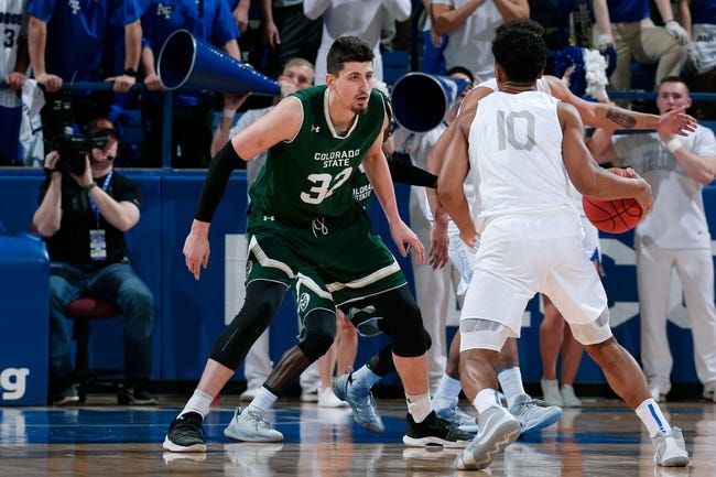NCAA BB | San Diego State at Colorado State