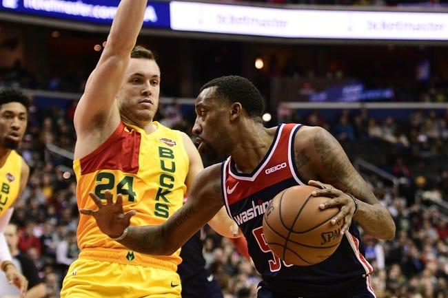 NBA | Washington Wizards at Milwaukee Bucks