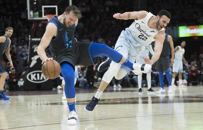 NBA | Cleveland Cavaliers at Dallas Mavericks