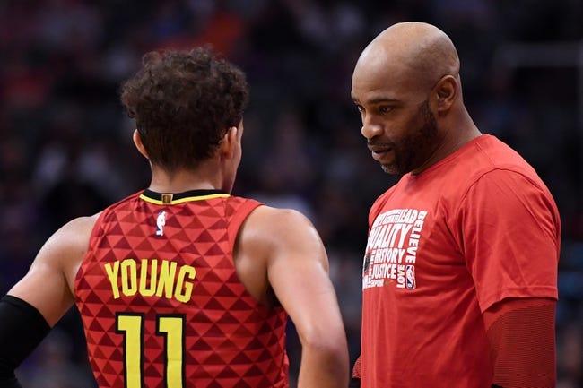 NBA   Phoenix Suns at Atlanta Hawks