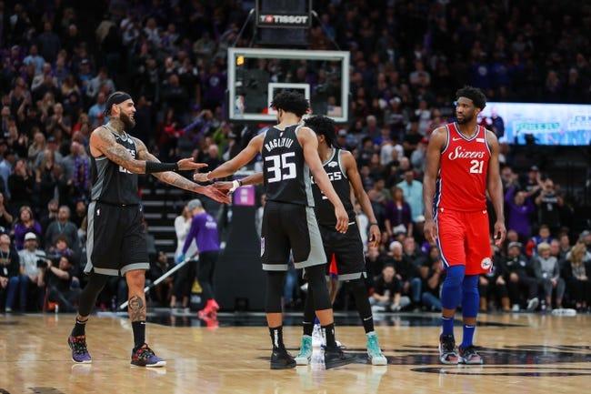 NBA | Sacramento Kings at Philadelphia 76ers