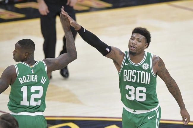 NBA | L.A. Clippers at Boston Celtics
