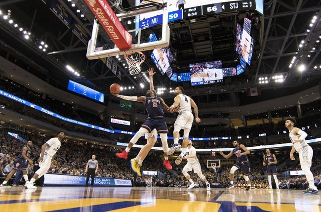 NCAA BB | Marquette vs. St. John's
