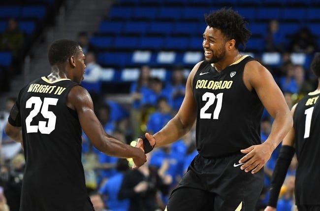 NCAA BB | Arizona State at Colorado