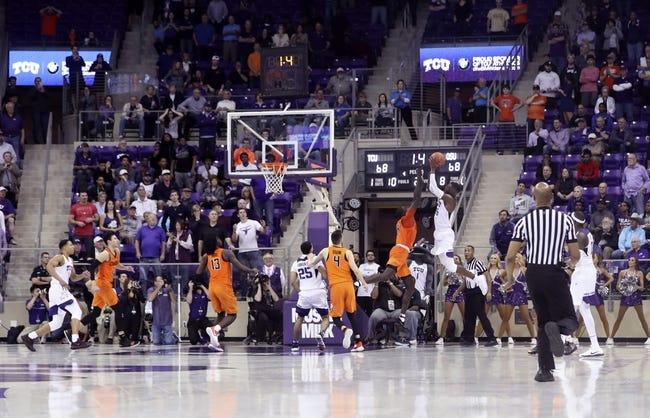 NCAA BB | TCU at Oklahoma State