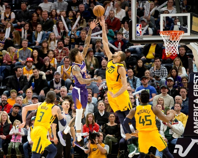 NBA   Utah Jazz at Phoenix Suns