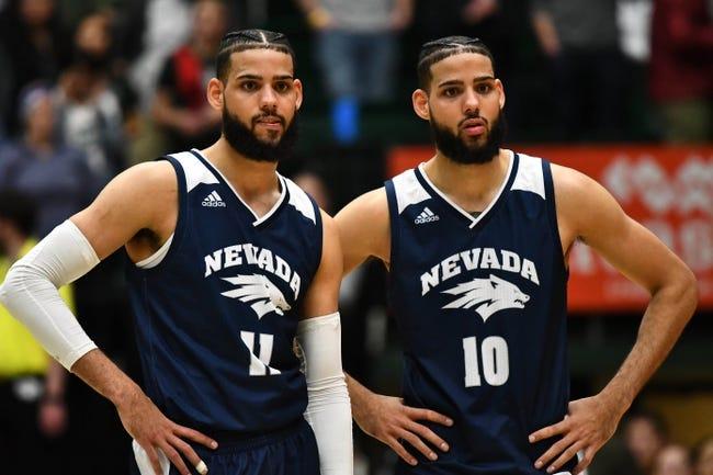 NCAA BB | New Mexico at Nevada