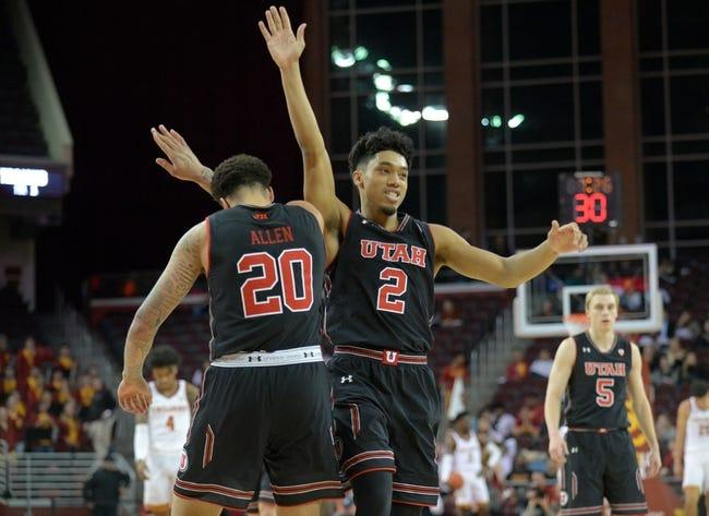NCAA BB | Arizona at Utah