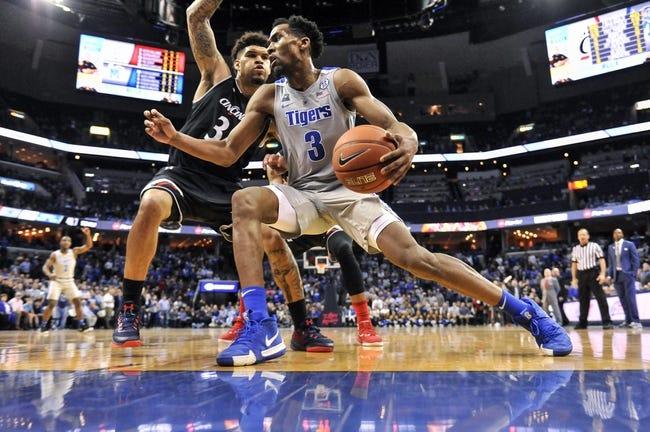 NCAA BB | Memphis at Cincinnati