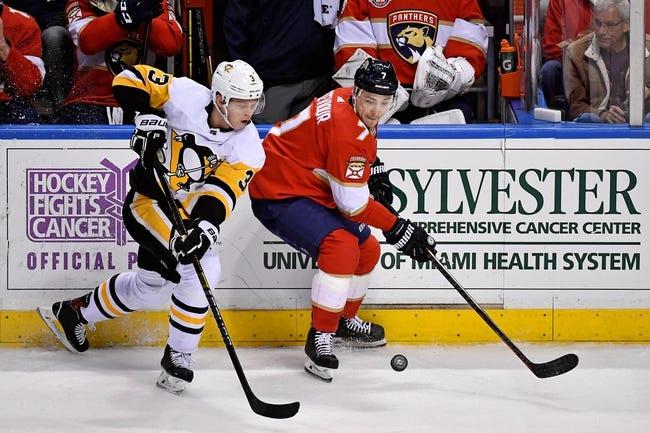 NHL   Florida Panthers at Pittsburgh Penguins