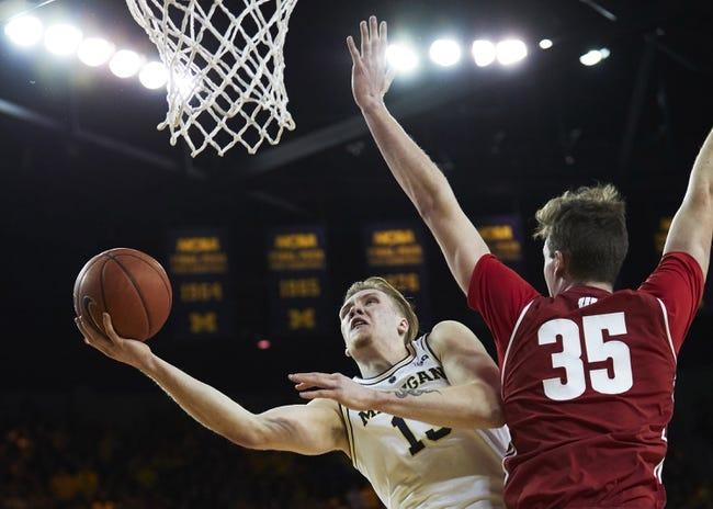 NCAA BB | Michigan at Minnesota