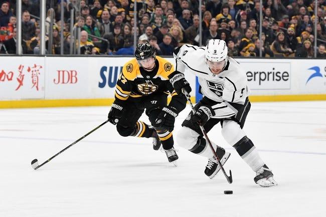 NHL | Boston Bruins at Los Angeles Kings