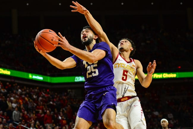NCAA BB | Iowa State at TCU