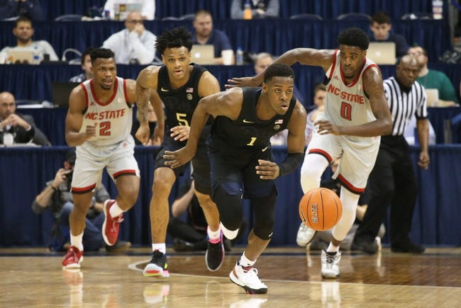 NCAA BB | Virginia Tech at Pittsburgh