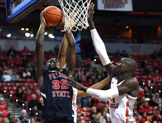 NCAA BB | San Jose State at Fresno State