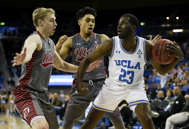 NCAA BB | UCLA at Utah