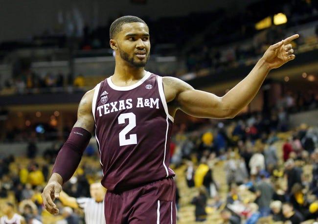 NCAA BB | Alabama at Texas A&M