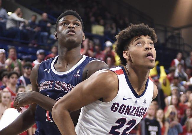 NCAA BB | Gonzaga at St. Mary's
