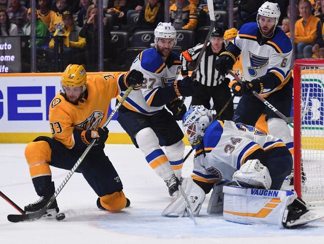NHL | Nashville Predators at St. Louis Blues