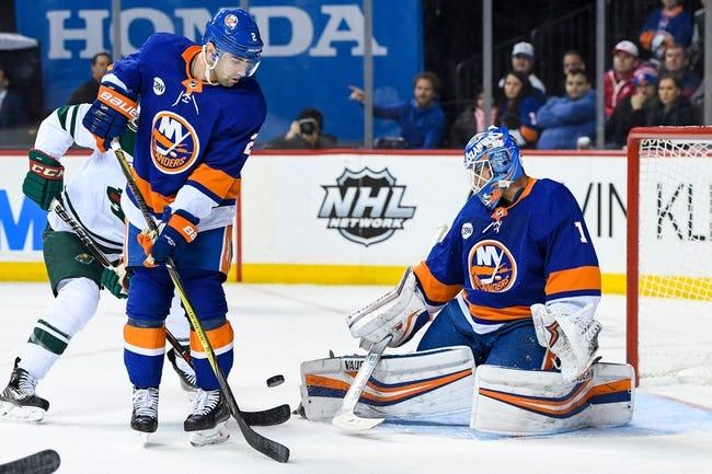 NHL | New York Islanders at Minnesota Wild