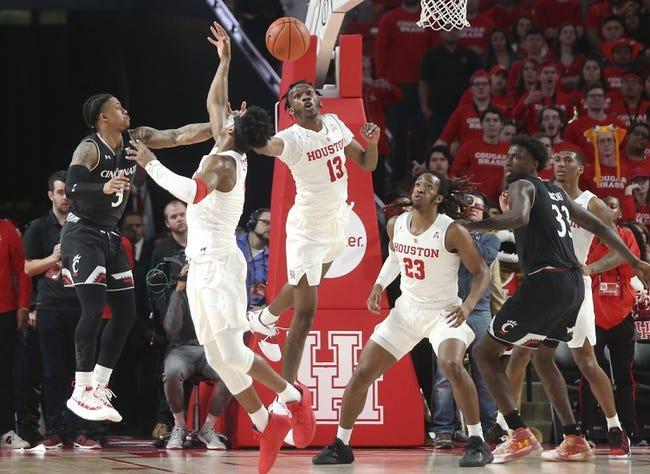 NCAA BB | Houston at Cincinnati