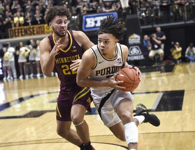 NCAA BB | Purdue vs. Minnesota