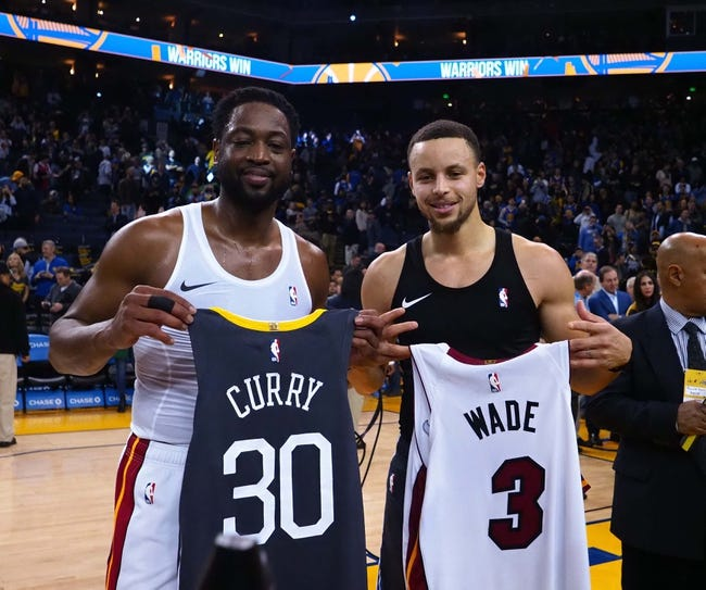NBA | Golden State Warriors at Miami Heat