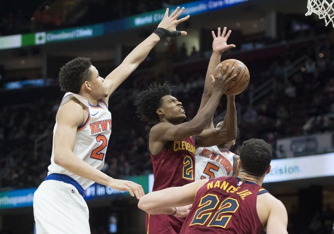 NBA | Cleveland Cavaliers at New York Knicks