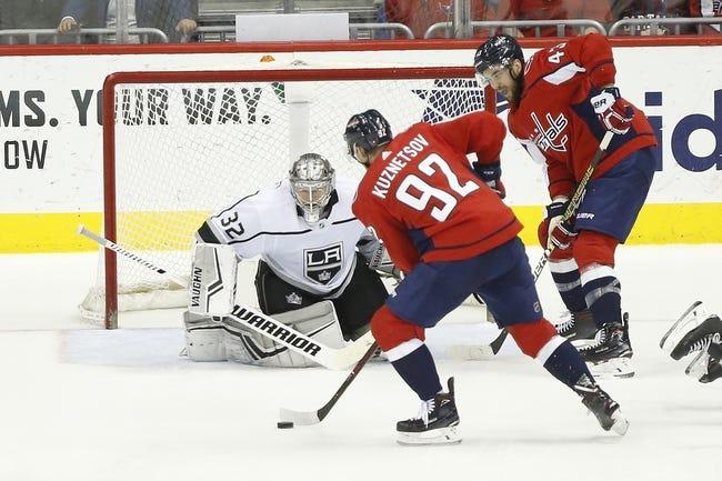 NHL | Washington Capitals at Los Angeles Kings