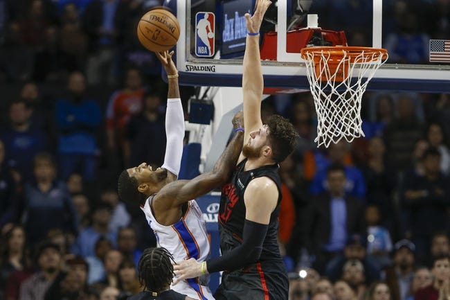 NBA | Oklahoma City Thunder at Portland Trail Blazers