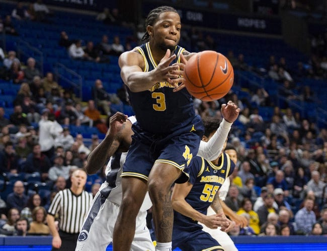 NCAA BB | Michigan State at Michigan